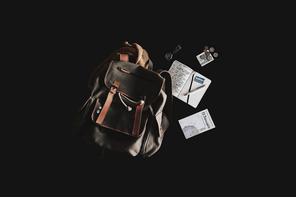 Sac à dos ou sac à bandoulière