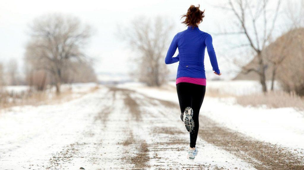 S'habiller pour courir en hiver
