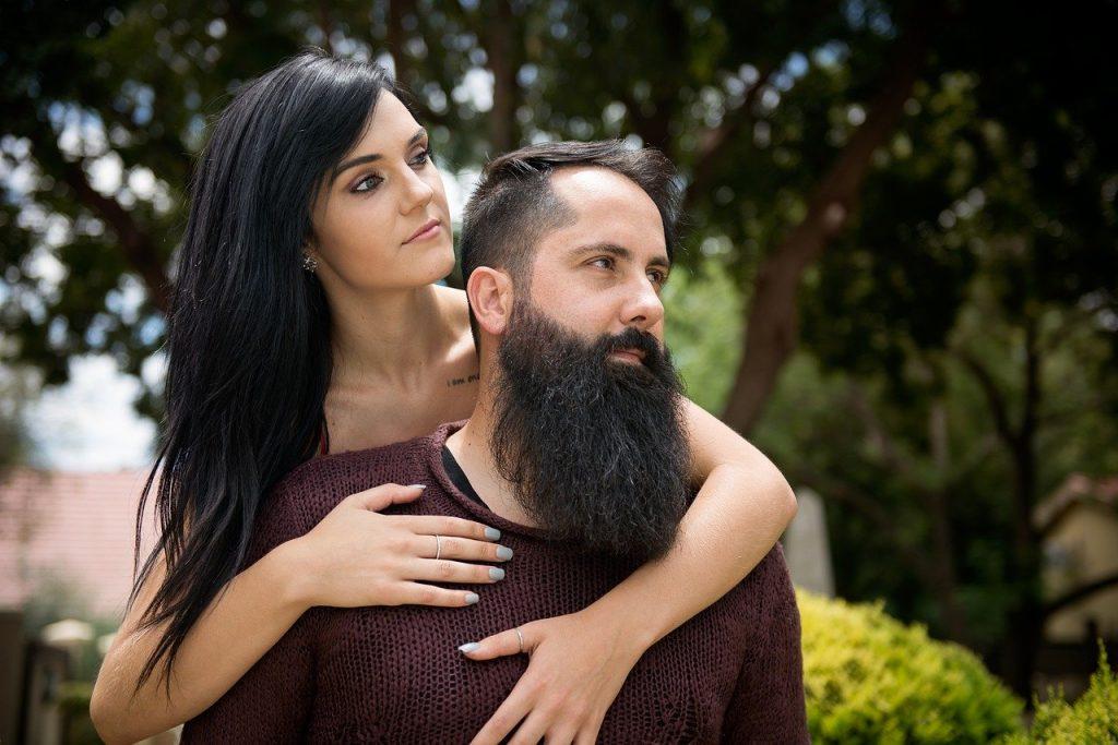Huile de ricin pour barbe