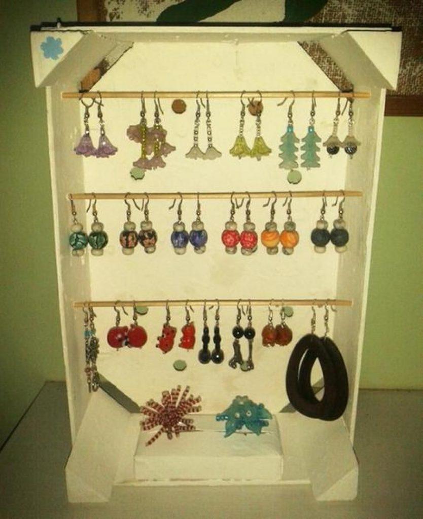 organisateur pour bijoux
