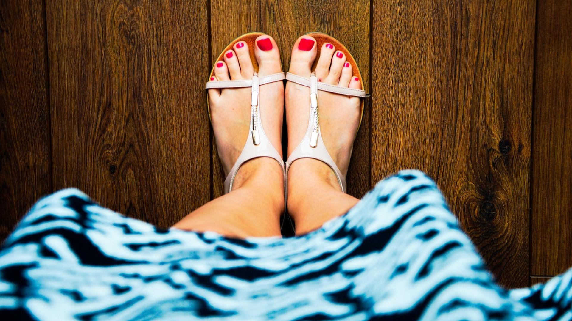 Mettez vos pieds en valeur sans effort avec les sandales