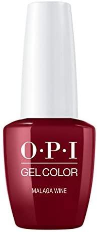 OPI Gelcolor - Primari Malaga Wine - Vernis semi-permanent - 15 mL